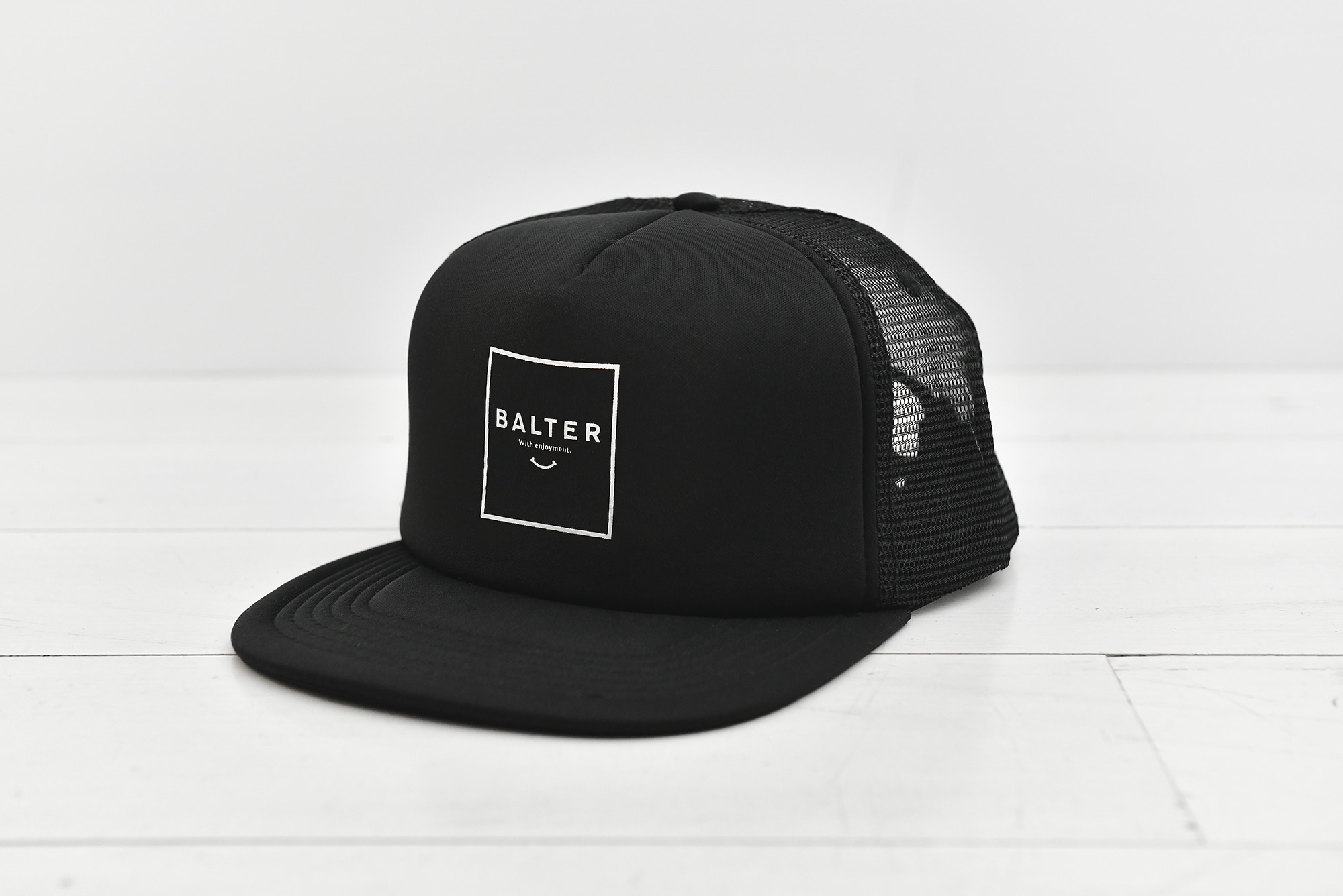 Balter With Enjoyment Logo Cap