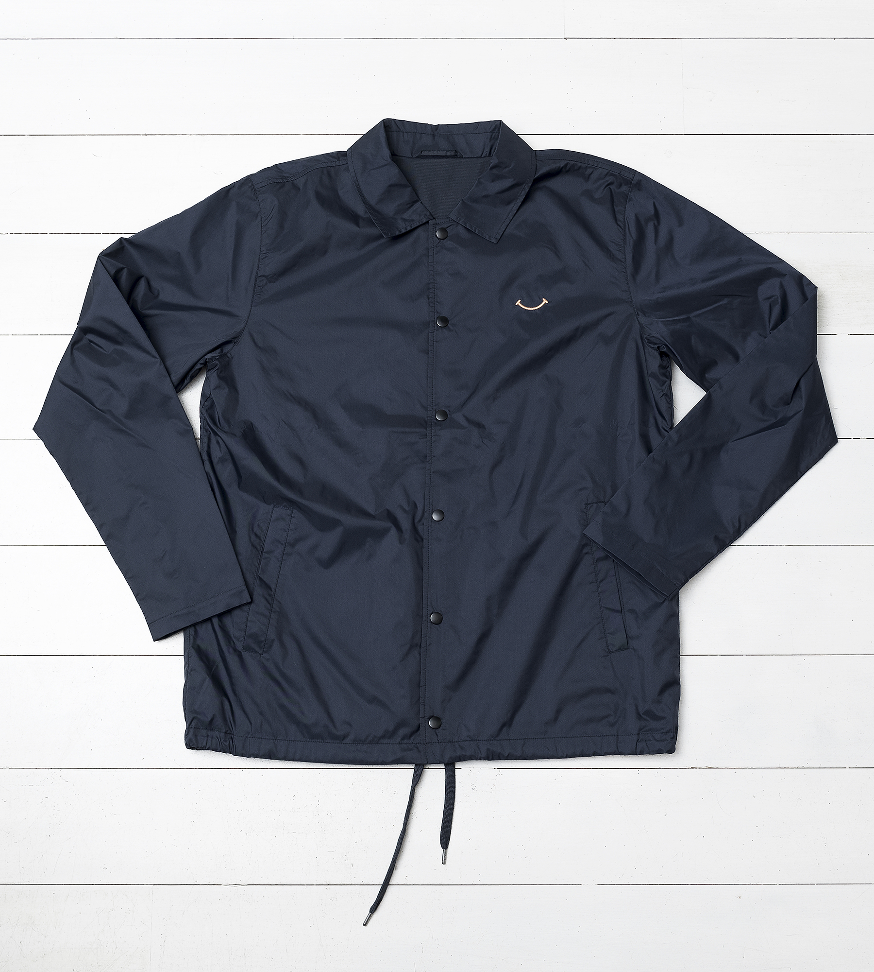 Smile Coach Jacket - Black